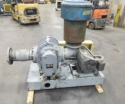 Gardner Denver Sutorbilt Material Blower 25 Hp 7mp Gagmdpa Vacuum Pump 3316sr