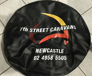 Caravan Spare Wheel cover Maryland Newcastle Area Preview