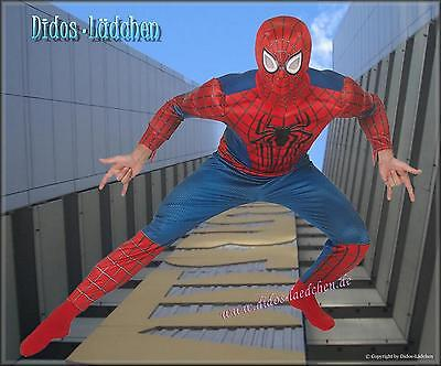 Lizenz Kostüm Amazing Spiderman 2 Gr. XL Herrenkostüm - Amazing Spiderman 2 Kostüm