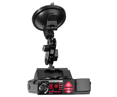 Suction Mount Radar Detector Bracket para sa Valentine
