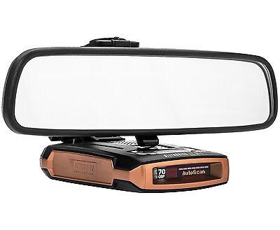 Mirror Mount Radar Detector Bracket - Beltronics GT-7