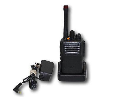 Vertex Vx821 Vx-821-g7-5 Uhf 450-512 Mhz 16 Ch 5w Radio Engraved