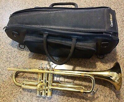 Carol Brass Professional CTR-5000L-YSS Bb Trumpet  1//2 price of Xeno