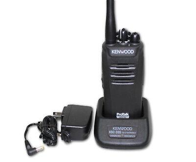 Kenwood Nx-240v16p Nexedge Protalk Digitalanalog Vhf Portable Radio