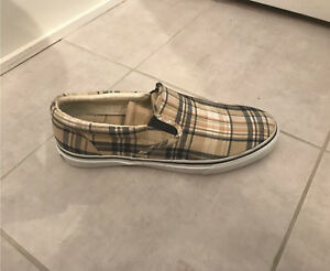 Souliers Sperry size 11 homme, boat shoes.