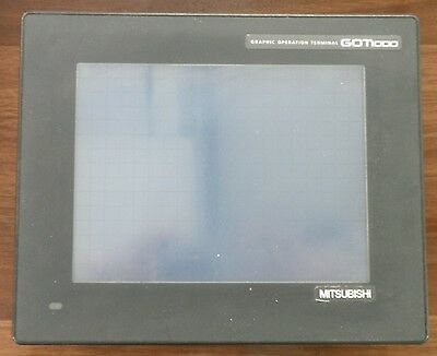 Mitsubishi Touch Panel Got1000 Gt1150-qbbd-c Hmi Used