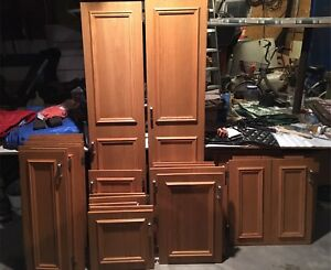 Honey Oak Kitchen Cabinet Doors