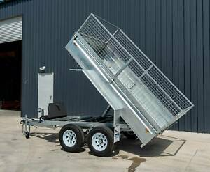 10x5 3.5Tonne Hydraulic Tipper FULLY GALVANISED Moss Vale Bowral Area Preview