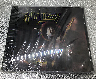Dedication: The Very Best of Thin Lizzy by Thin Lizzy (CD, Apr-1991,