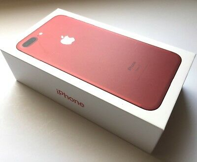 Apple iPhone 7 With an increment of 128GB RED (UNLOCKED) Verizon | T-Mobile | AT&T |Cricket *NEW