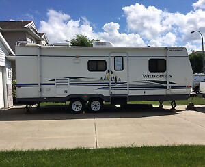 2006 Fleetwood Wilderness Extreme Edition 27ft