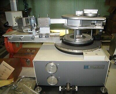Rigaku Denki 2155 L6 X-ray Diffraction Spectrometer Xrd System Unit