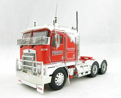 Kenworth K100G Truck - Finemores - Iconic Replicas 1:50 Scale Model New!