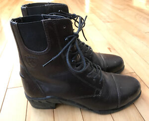 Ariat paddock boots size 6.5