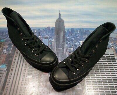 Converse Chuck Taylor All Star 70 High Top Black Monochrome Men Size...