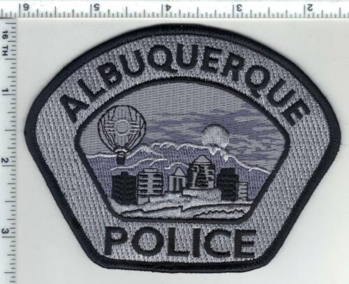 Albuquerque Police (New Mexico) 1st Issue Subdued Shoulder Patch
