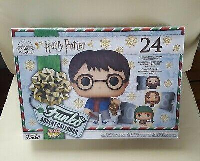 Funko Advent Calendar: Harry Potter - 24 Vinyl Figures (2020) NEW SEALED