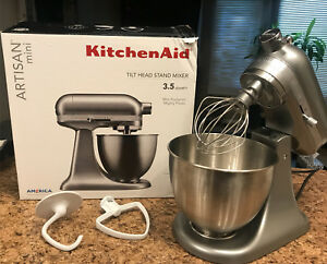 KitchenAid Artisan Mini Tilt Head Stan's Mixer