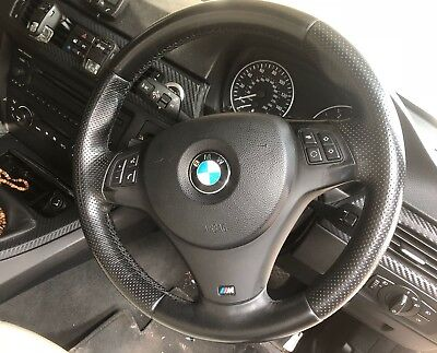 BMW 320d M SPORT  steering wheel with airbag  Breaking all parts available
