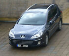 Peugeot 407 6 2.0 HDi SW Test