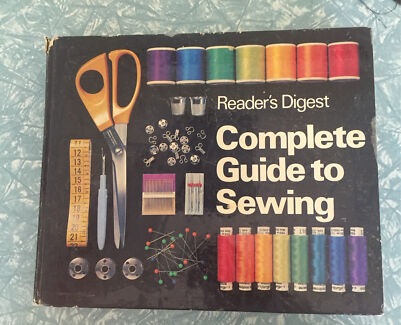 Readers digest make it yourself gift book gifts to make at home readers digest complete guide to sewing 1977 edition solutioingenieria Gallery