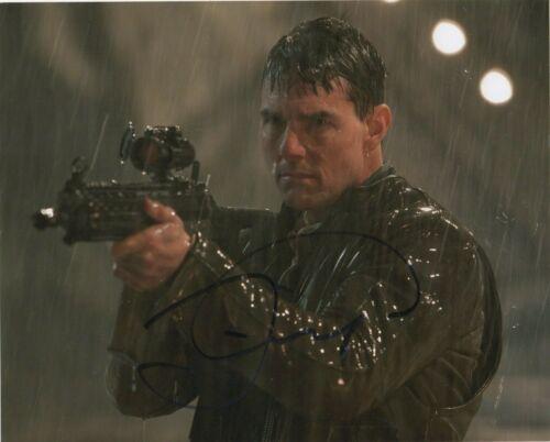 Tom Cruise Mummy **DAMAGED** Autographed Signed 8x10 Photo COA