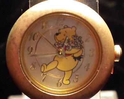 Disney by SII Winnie The Pooh watch-Model #MU0154- Vintage/Changeable bands/ NIB
