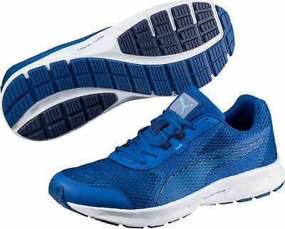 Men's Puma Essential Runner Lapis Blue Running Shoes Trainers UK Size 6 - 11