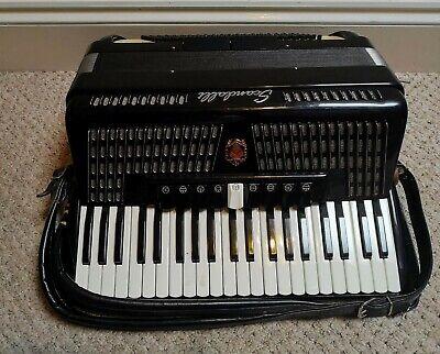 Scandalli 120 Bass Piano Accordion