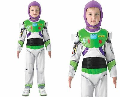 Child Buzz Lightyear Toy Story Outfit New Fancy Dress Costume Boys
