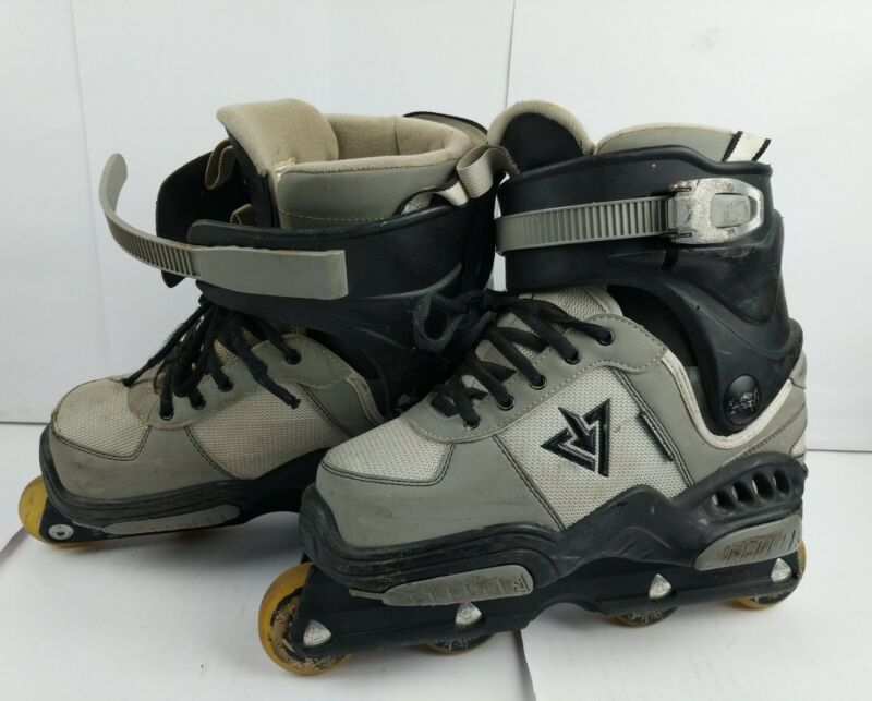 ROLLERBLADE DOWNTOWN 2 AGGRESSIVE TRS INLINE SKATES - grinding MENS SIZE US 7.5