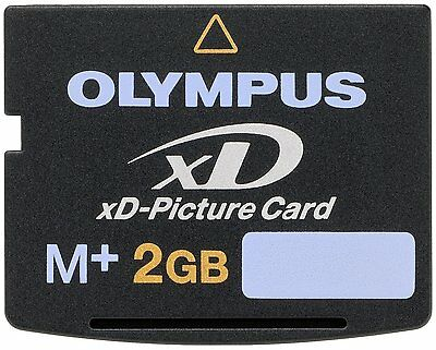 Olympus 2gb Xd M+ Picture Card 2 Gb Memory Card (in Retai...