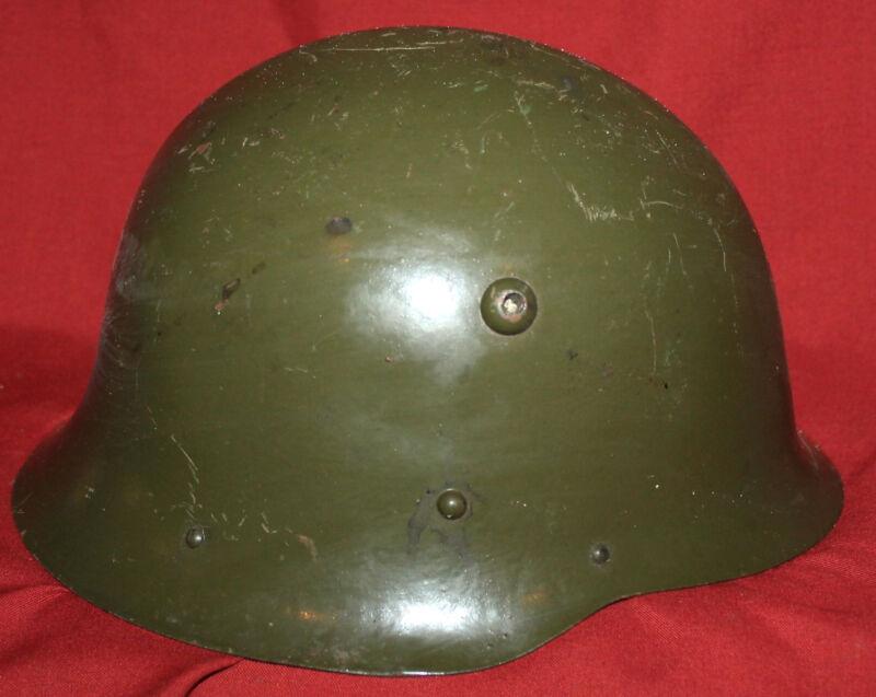 WW2 Bulgarian M36 Model 1936 Military Steel Helmet