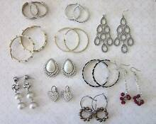 Assorted fashion earrings New Lambton Newcastle Area Preview