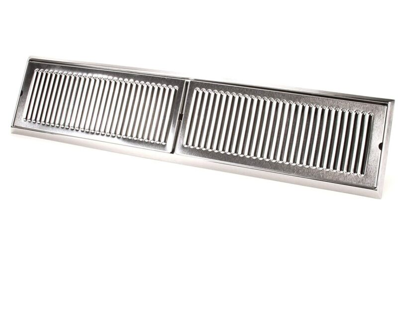 """Perlick Drainer C18655,Top Mounted,33"""", Stainless steel,Brand new."""