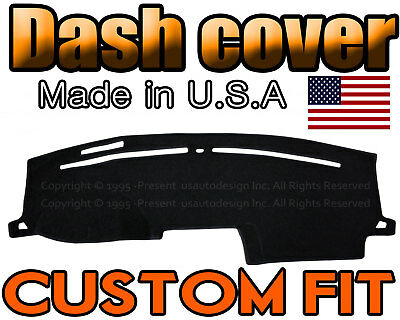 fits 2011-2018  FORD  EXPLORER  DASH COVER MAT DASHBOARD PAD /  BLACK - Ford Explorer Dash Cover