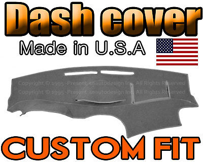 Fits 2006-2012  MITSUBISHI ECLIPSE  DASH COVER MAT DASHBOARD PAD / CHARCOAL GREY Mitsubishi Eclipse Dashboard
