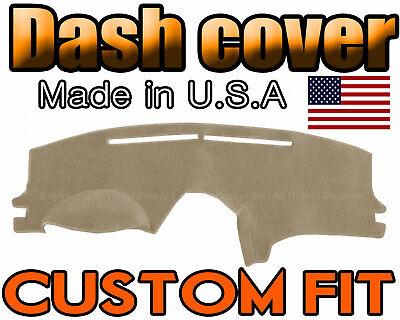 fits 2004-2010  TOYOTA SIENNA   DASH COVER MAT DASHBOARD PAD /  BEIGE