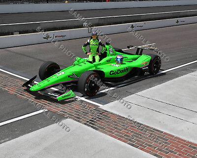 Danica Patrick 2018 Last Indianapolis Indy 500 8X10 Photo