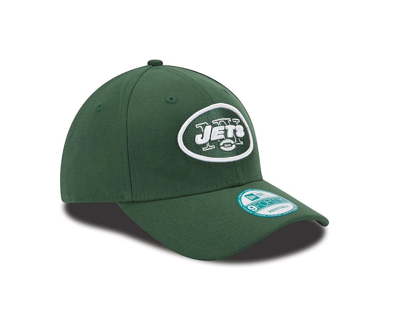NFL Basecap New York Jets Cap NY 9Forty NewEra adjustable Football Baseballcap