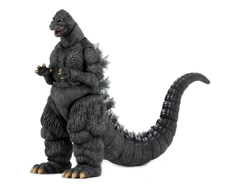 "Godzilla - 12"" Head to Tail Action Figure - Classic1989 Godzilla - NECA"