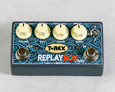 T-Rex Replaybox Delay Effects Pedal
