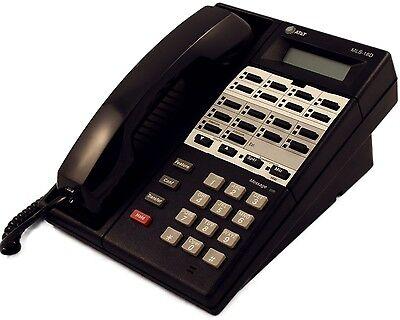 Avaya Lucent Att Partner Mls 18d Black Business Phone 7311h10a-003