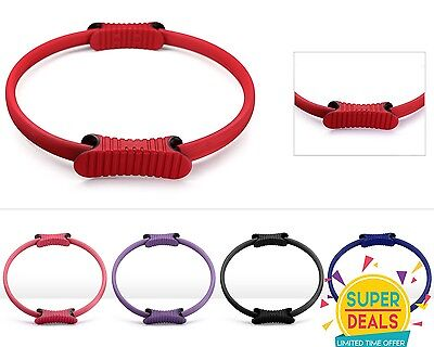 "Yes4All Pilates Ring Magic Circle Grip Yoga Ring Fitness Power 14"" - ²S5LHF"