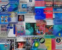 22 x Professional Medical Text Books RRP approx $2500 - BARGAIN Lutwyche Brisbane North East Preview