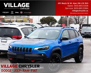 2019 Jeep New Cherokee Trailhawk Elite