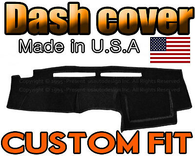 Nissan Frontier Dash Cover (Fits 2002-2004 NISSAN  FRONTIER  DASH COVER MAT  DASHBOARD PAD  / BLACK  )
