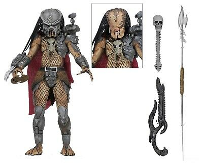 "Predator - 7"" Scale Action Figure - Ultimate Ahab Predator - NECA"