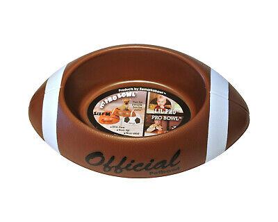 Pet Food/Large Water Bowl/Dish- Cat/Dog-Anti-skid BPA Free! Football