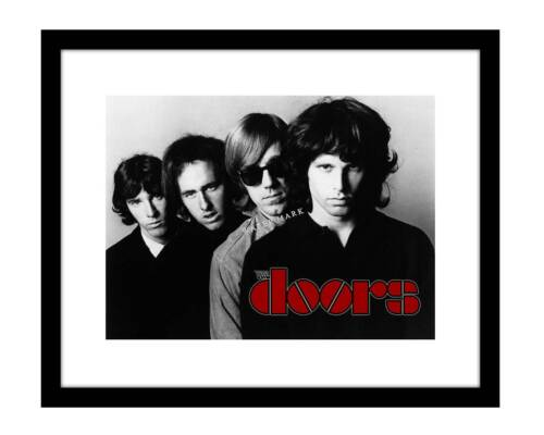 The Doors 8x10 Photo Print Jim Morrison Rock and Roll band